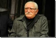 Джигарханян пожаловался на влияние чиновников на театр