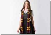 Женщин одели по моде вселенной «Гарри Поттера»