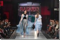 Российские дизайнеры показали коллекцию «цыганской» одежды в троллейбусном парке