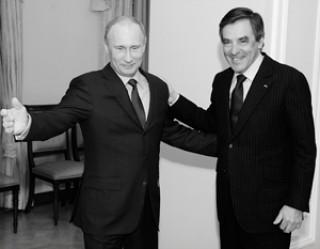Путин в шаге от победы на французских выборах