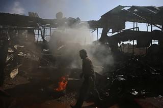 Израиль обвинили в нанесении авиаудара по пригородам Дамаска