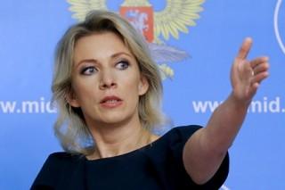 Захарова сравнила атаку коалиции на Мосул со средневековой бойней