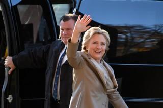 Клинтон получила преимущество в одном из «колеблющихся» штатов США