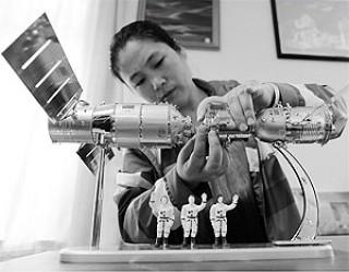 Китай вытесняет Россию с олимпа мировой космонавтики