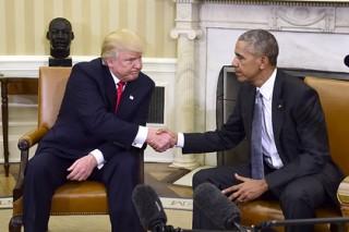 СМИ узнали о готовности Обамы обсудить Трампа в прощальном турне