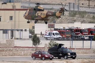 Два американских инструктора погибли в перестрелке у военной базы в Иордании