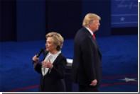 Трамп сократил отставание от Клинтон