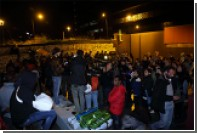 ООН озаботилась судьбой сотен беженцев на улицах Рима