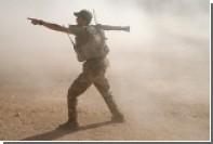 Песчаная буря затормозила наступления на Мосул