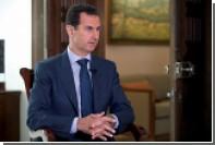 Асад заявил о преднамеренной атаке американцев на сирийскую армию в Дейр-эз-Зор