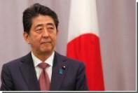 Трамп провел первую встречу как избранный президент США с премьером Японии Абэ