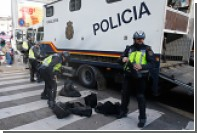 В Испании задержаны четыре вербощика ИГ