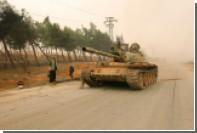 Сирийская армия ликвидировала последствия попыток прорыва боевиков в Алеппо