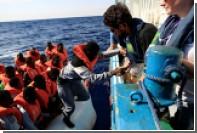 В Средиземном море началась очередная операция по спасению мигрантов