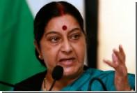 Индийцы предложили почку для пересадки министру иностранных дел