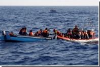 В Сицилийском проливе погибли свыше ста мигрантов