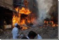 При взрыве возле мавзолея в Пакистане погибли более 30 человек