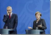Албанский премьер пожаловался на мешающие евроинтеграции заграничные силы