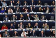 В Европарламенте предложили прервать переговоры по вступлению турции в ЕС