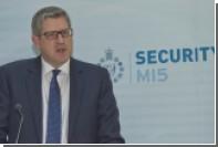 Глава MI5 назвал Россию угрозой для Великобритании