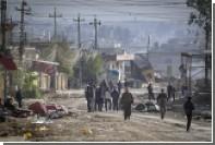 Более полумиллиона жителей Мосула остались без водоснабжения