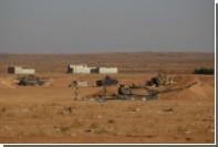 Турецкая армия атаковала 70 позиций боевиков ИГ в Сирии