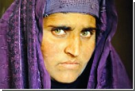 «Афганской Моне Лизе» разрешили остаться в Пакистане