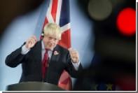 Борис Джонсон понадеялся на укрепление связей с США при Трампе