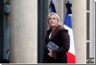 Вальс допустил избрание Марин Ле Пен президентом Франции