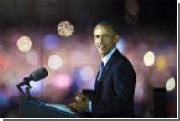 Обама пошутил по поводу своей следующей работы