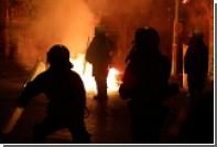 Анархисты Греции отметили годовщину восстания против диктатуры битвой с полицией