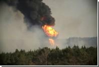В результате взрыва бензопровода в Алабаме введен режим ЧС