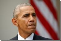 WSJ рассказала об отказе Обамы фотографироваться с Трампом