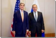 Лавров и Керри обсудили ситуацию в Алеппо