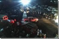 Число жертв взрыва на шахте в китайском Чунцине возросло до 33 человек