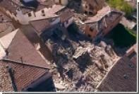 Землетрясение лишило жилья 15 тысяч итальянцев
