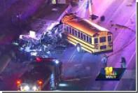 Три человека погибли в Балтиморе в ДТП с участием школьного автобуса
