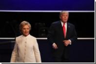 Трамп обогнал Клинтон после подсчета одного процента голосов