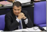 Вице-канцлер Германии назвал победу Трампа «предупреждением для Германии»