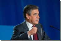 Фийон вышел в лидеры на праймериз французской партии «Республиканцы»