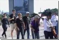 На Кубе началось прощание с Фиделем Кастро