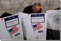 На юге американского штата Юта сломались машины для голосования
