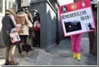 Китайское правительство решило бороться с очередями в женские туалеты