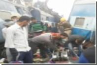 Число погибших при крушении пассажирского поезда в Индии увеличилось до 90