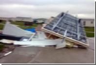Из-за шторма Ангус в Англии тысячи домов остались без света