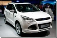 Ford Sollers начнет собирать в Елабуге обновленный Ford Kuga