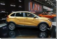 Продажи автомобилей российских марок выросли в октябре