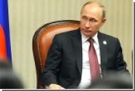 Путин призвал усилить ответственность чиновников за «строительные полуфабрикаты»