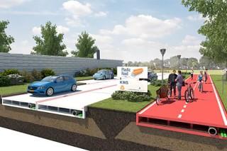 Дорога из пластика появится в Нидерландах в 2017 года