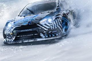 В Forza Horizon 3 появятся снежные трассы